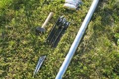 Mobilní teleskopický stožár