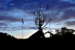 Polní den 2007 - QTH VRŠAVA